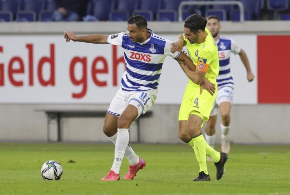 MSV Duisburg: So ist der Stand bei Bouhaddouz und Bakalorz