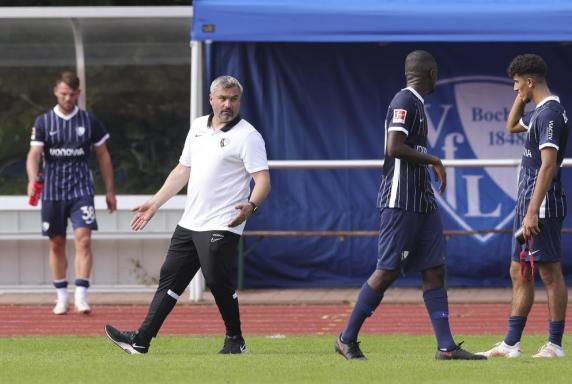VfL Bochum: Das sagt Trainer Reis zur Testspielniederlage