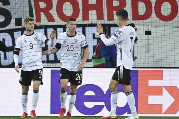 Nationalmannschaft: Flick-Debüt mit glanzlosem Sieg