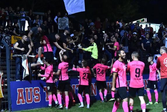SG Wattenscheid 09: Stürmer verteilt großes Lob an die Fans