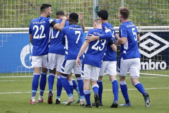 FC Schalke 04 II, Jimmy Kaparos, FC Schalke 04 II, Jimmy Kaparos