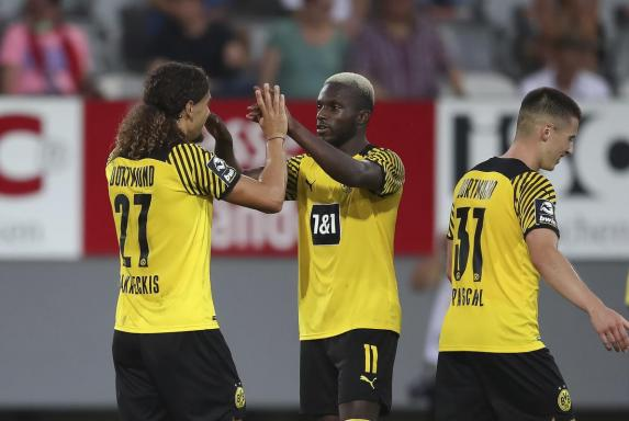 BVB II: Vierter Saisonsieg! Maaßen-Elf trumpft weiter auf