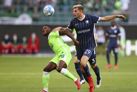 VfL Bochum: Maxim Leitsch fällt auch gegen Hertha aus