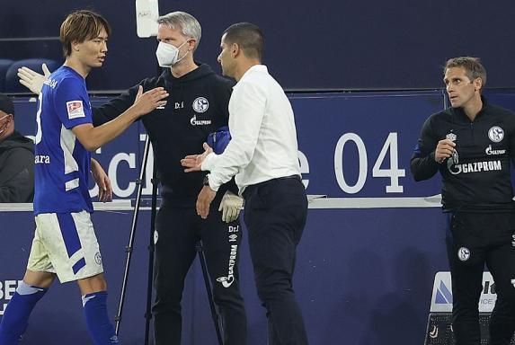 Schalke: Entwarnung - Itakura nur leicht verletzt