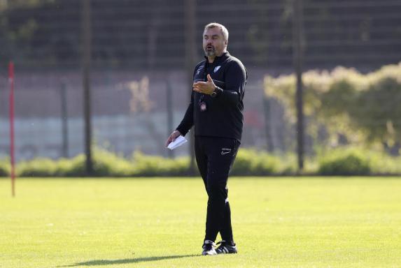 """VfL Bochum: Trainer Reis will das Feuer """"brennen lassen"""""""