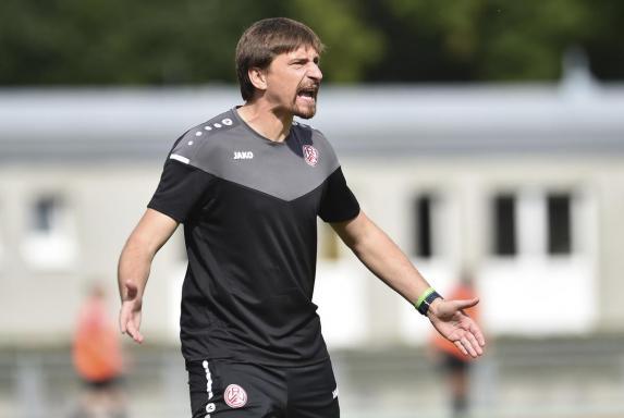 RWE U19: So beurteilt Vincent Wagner seinen Debüt-Sieg