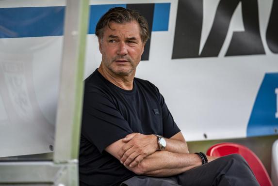 "Kritik an Reus: Zorc zu Salihamidzic: ""Sollte Klappe halten"""