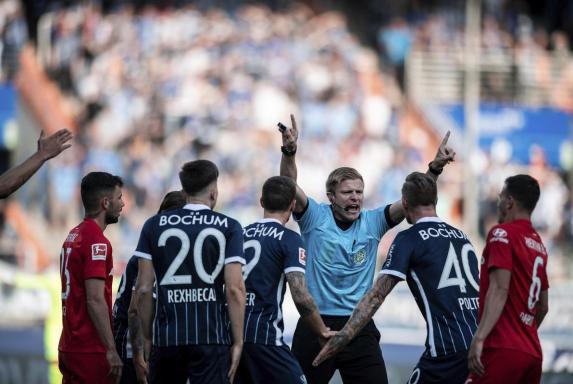"""VfL Bochum: Schiri-Ärger bei Schindzielorz: """"Unverständlich"""""""
