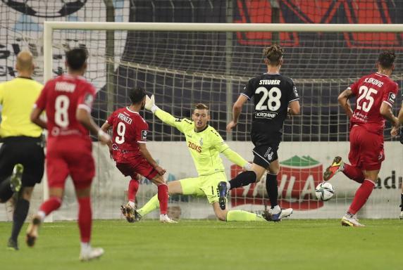 3. Liga: Später Schock! MSV Duisburg verpasst große Chance