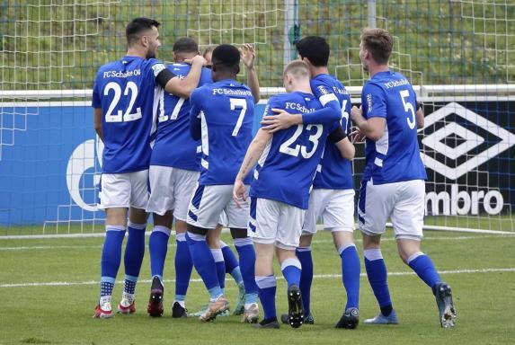 RL West: 8-Tore-Spektakel bei Schalke-II-Spiel gegen Ahlen