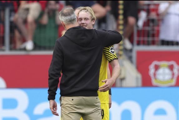 Borussia Dortmund, Julian Brandt, Borussia Dortmund, Julian Brandt