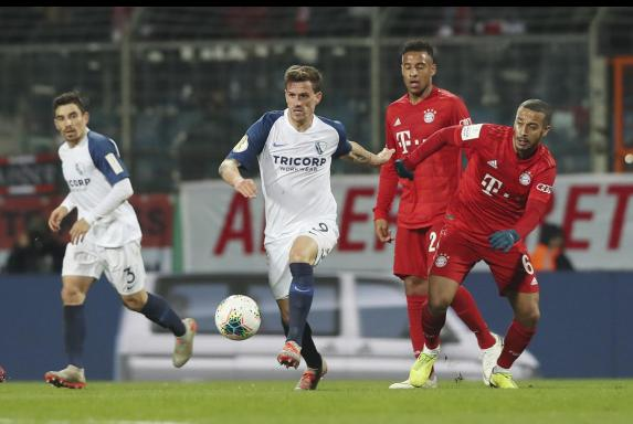 VfL Bochum, FC Bayern München, VfL Bochum, FC Bayern München