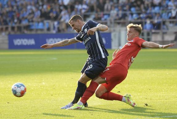 VfL Bochum: Kreuzbandriss! Stürmer fällt monatelang aus