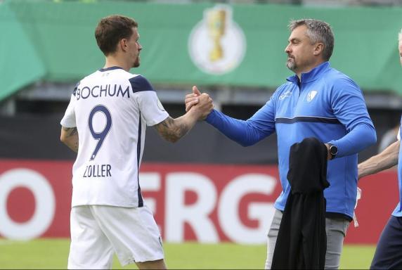 VfL Bochum: So reagiert Thomas Reis auf den Zoller-Ausfall