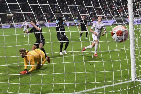 Europa League: Frankfurt rettet zum Auftakt 1:1 gegen Fenerbahce