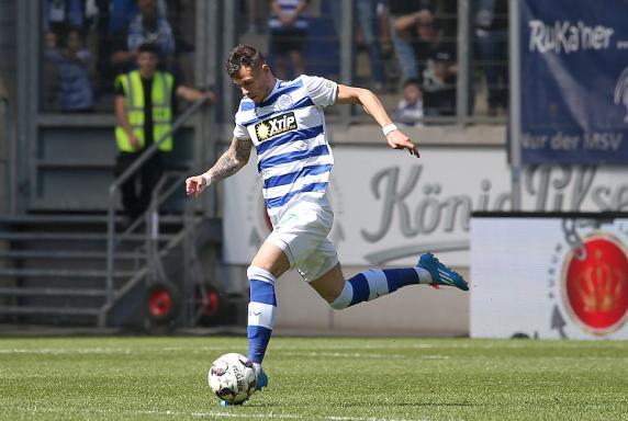 3. Liga: Ex-KFC- und MSV-Spieler im Drittliga-Probetraining