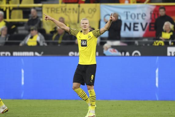 BL: 4:2 gegen Union, Haaland krönt perfekte BVB-Woche