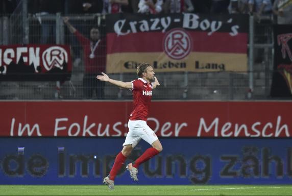 Mit Grote-Hammer: Die Regionalliga-Tore vom Wochenende im Video