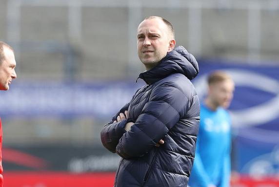 2. Liga: Ole Werner tritt als Holstein-Trainer zurück