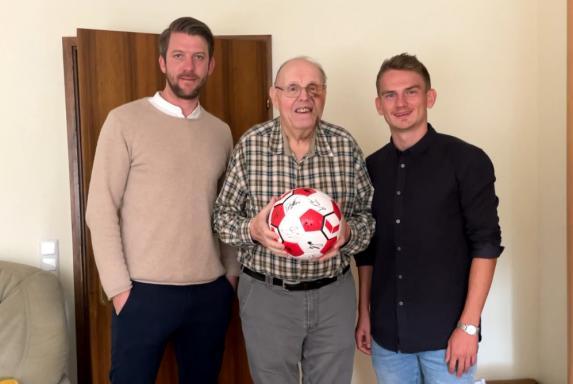 RWE-Randale in Münster: Rentner und Ordner sind wohlauf