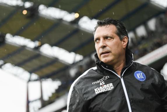 2. Bundesliga: Sandhausen hat einen neuen Trainer