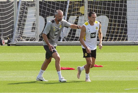 BVB: Schulz zurück im Training - Fortschritte bei Zagadou