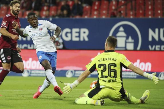 Vor Schalke: Wichtiger Spieler von Hansa Rostock fällt wohl aus