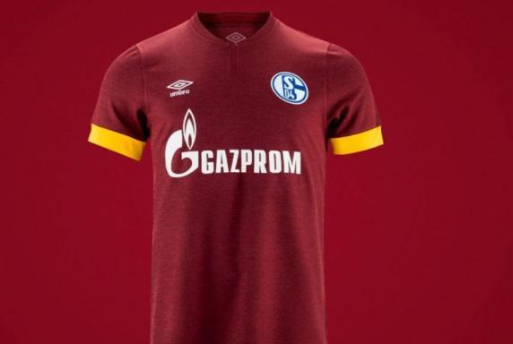 Schalke: Neues Ausweichtrikot hat symbolische Bedeutung