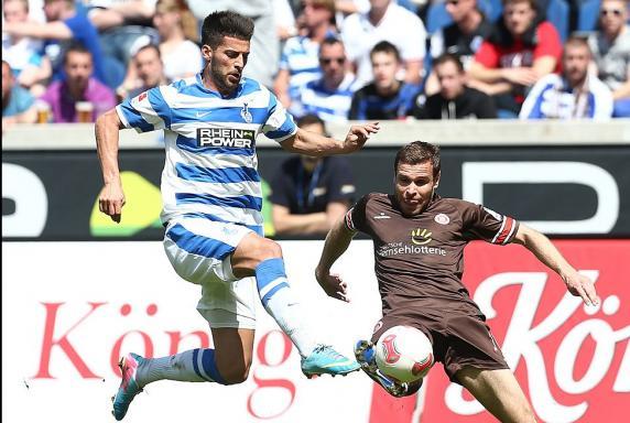 3. Liga: 191-maliger Zweitligaspieler wechselt in Regionalliga