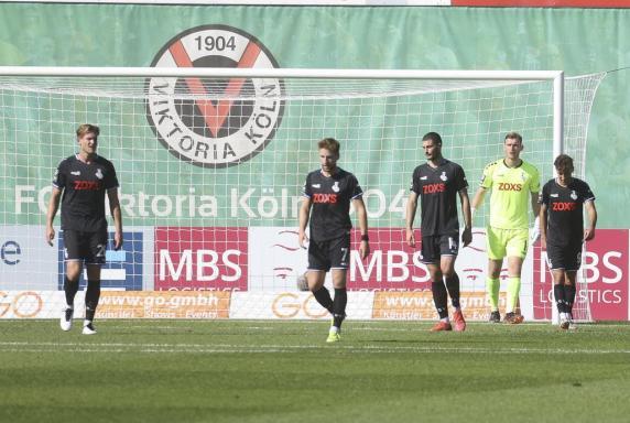 3. Liga: MSV Duisburg kassiert Dämpfer bei Viktoria Köln