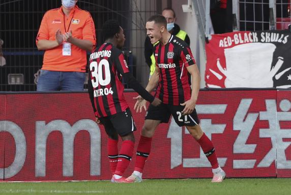 Bundesliga: Leverkusener knackt 17 Jahre alten Poldi-Rekord