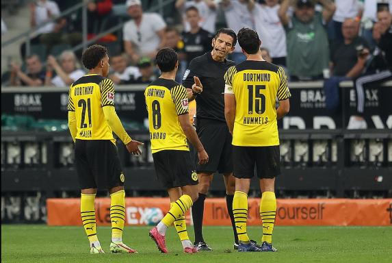 BVB: So reagieren die Fans auf Dahouds Platzverweis