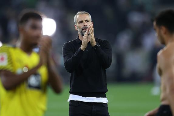 BVB: Rose verliert mit Dortmund bei bei Gladbach-Rückkehr