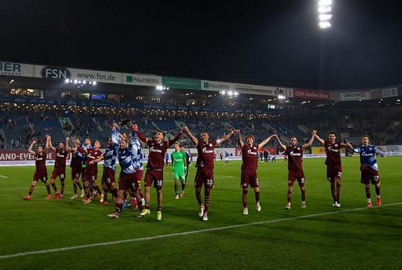 Schalke: Das sagt Simon Terodde zum Sieg in Rostock