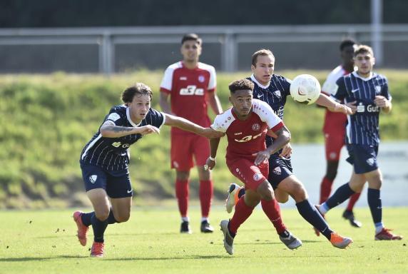 U19: RWE verspielt Zwei-Tore-Führung gegen Bochum