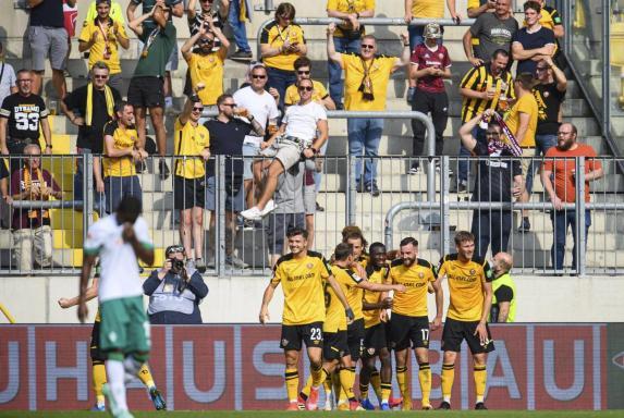 2. Liga: Werder desolat, Nürnberg bleibt ungeschlagen