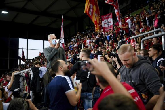 BL: Abschied vom Dreisamstadion: SCF zelebriert Fußball-Gala