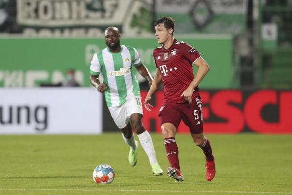 Bundesliga: Bayern zwei Spiele ohne Pavard