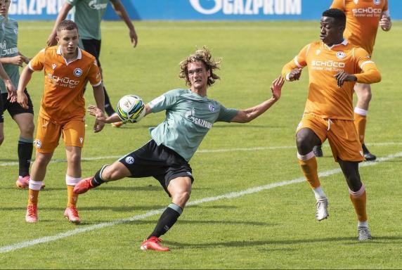 Schalke: Top-Talent Cabrera für DFB-U19 nominiert