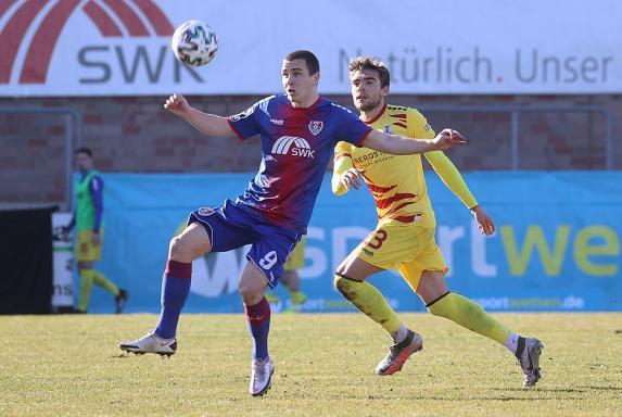 In der Regionalliga: Ex-Uerdinger Feigenspan mit neuem Klub