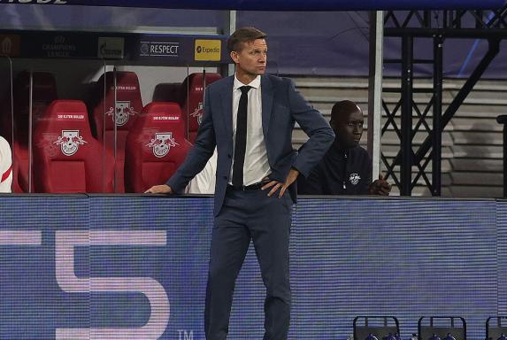 Champions League: Zweite Niederlage für Leipzig