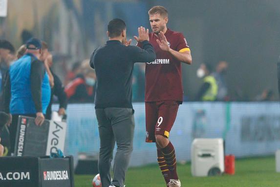 Schalke: Grammozis über mehr Fans, Heim-Schwäche und Terrode-Rekord