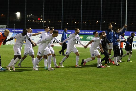 OL NR: SSVg-Velbert-Trainer tut Sieg gegen TVD leid