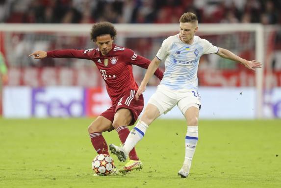 Bundesliga: Leroy Sané drückt Schalke 04 die Daumen