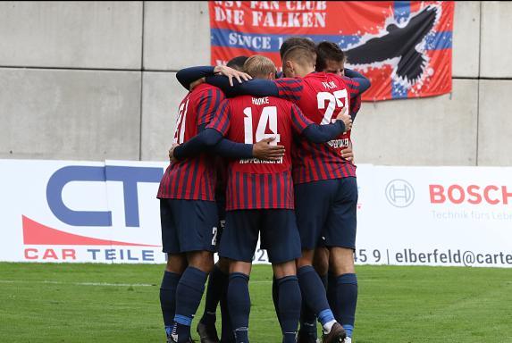 Regionalliga: 3:0! WSV greift in den Aufstiegskampf ein