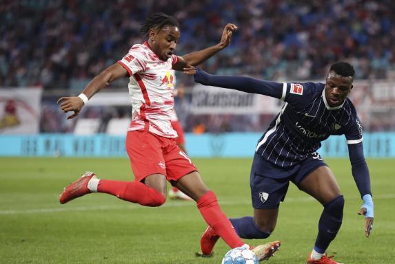 VfL Bochum: Aufsteiger geht in Leipzig in der Schlussphase unter