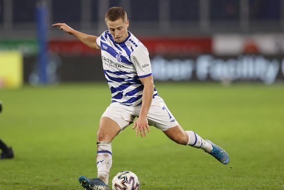 3. Liga: Lukas Scepanik hat einen neuen Verein gefunden