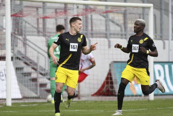 BVB II: Wieder ein Sieg! Tabellenführung erobert
