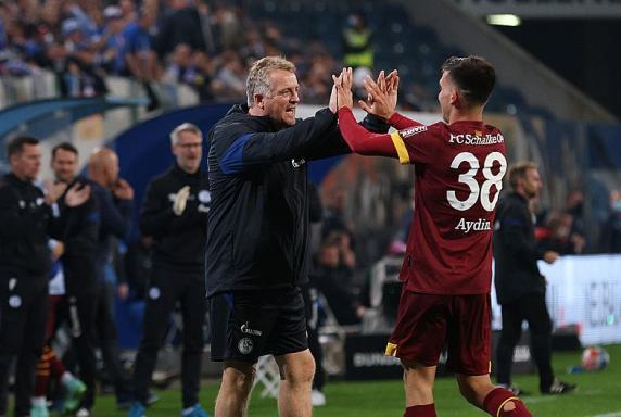 Traumtor: Schalke-Talent Aydin erhält Lob von ManCity-Star