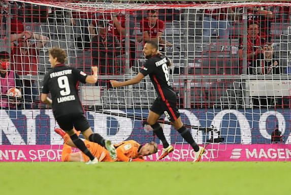 Bundesliga:  Pleite nach der Gala: Kostic schockt die Bayern